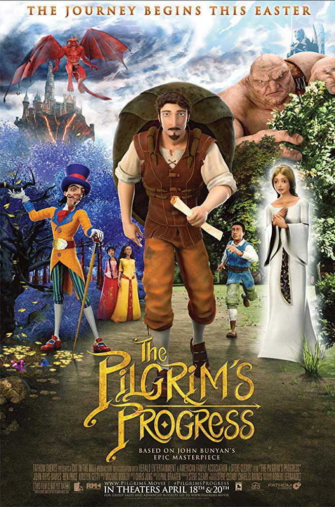 The Pilgrim's Progress / Пътешественикът (2019)
